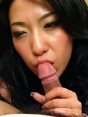 Lady Ozawa Chris fucked by her boss